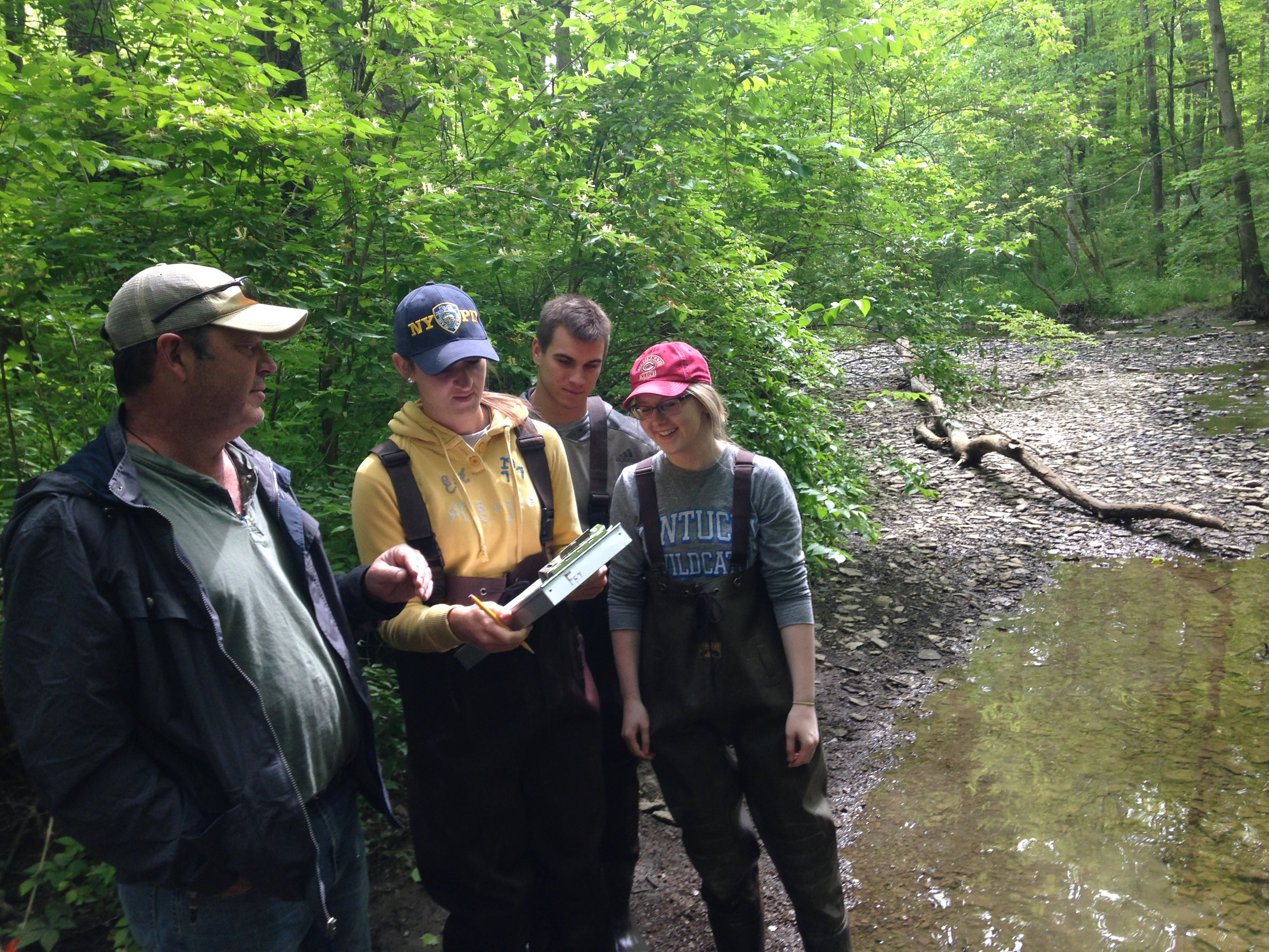Habitat Assessment - Mark, Tori, Lem, and Megan (17.1)
